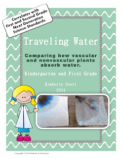 https://www.teacherspayteachers.com/Product/Traveling-Water-in-Plants-Experiment-for-Kindergarten-and-First-Grade-1442383