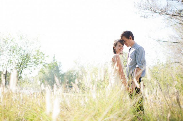 California outdoor engagement session by Limelife Photography
