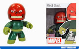 Red Skull Marvel Mighty Muggs Exclusives
