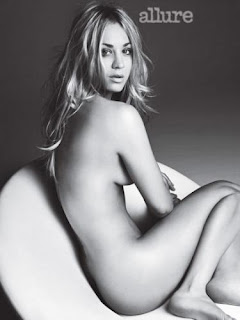 "The Naked Truth! 4 Celebrities Goes ""Nude & Topless"" for Allure"