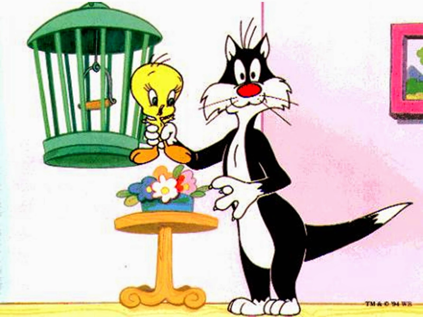Show Me A Picture Of Sylvester The Cat