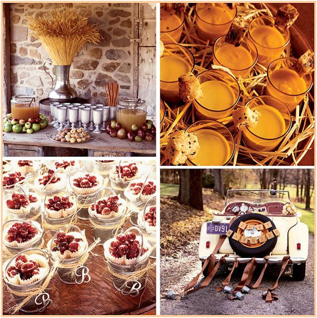 Autumn Wedding Centerpieces7