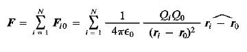 Ley de Coulomb 3