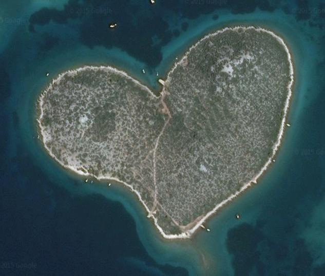 Otok Galešnjak, Croacia