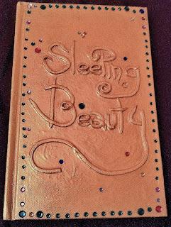 DIY Disney Notebook