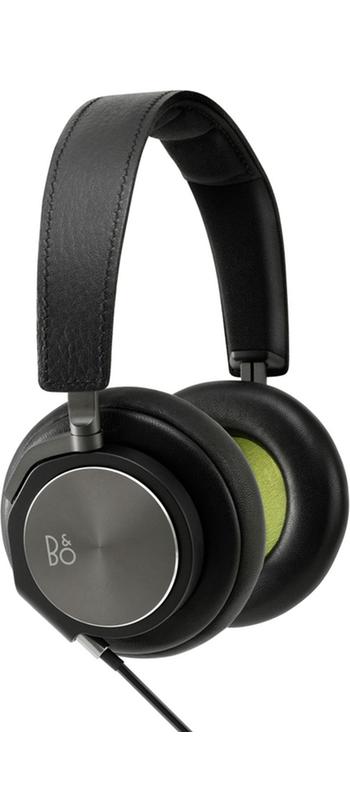 B&O PLAY by Bang & Olufsen H6 Black Over-Ear Headphones Black