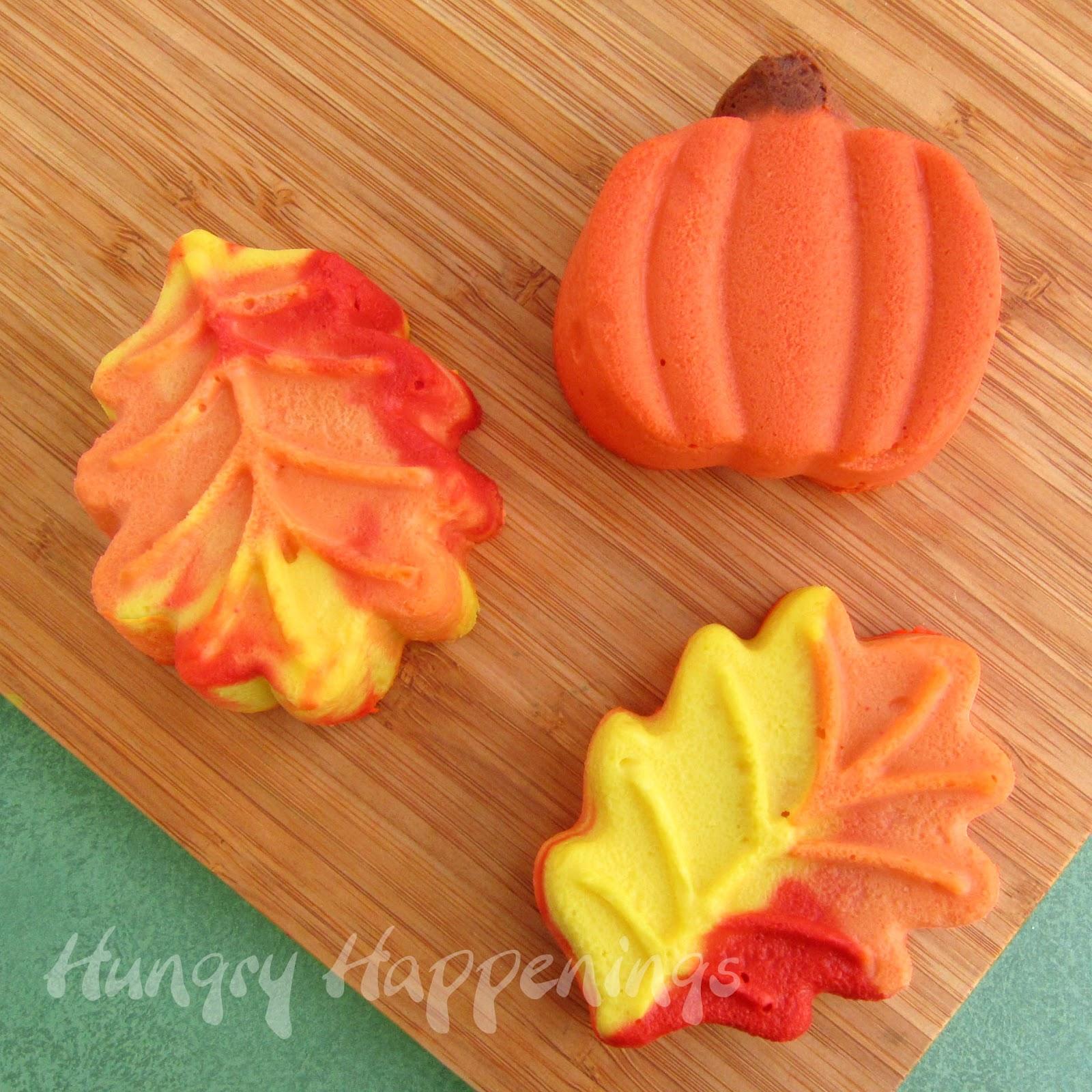 Cheesecake Ghosts make fun desserts for Halloween