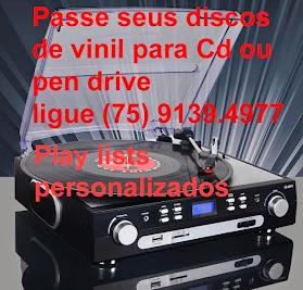 Vinil X CD