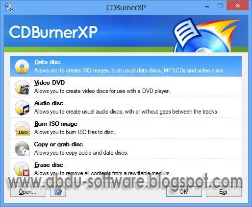 CDBurnerXP 4.5.1.3868
