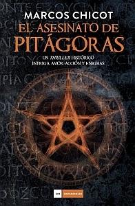 El asesinato de Pitágoras - Portada