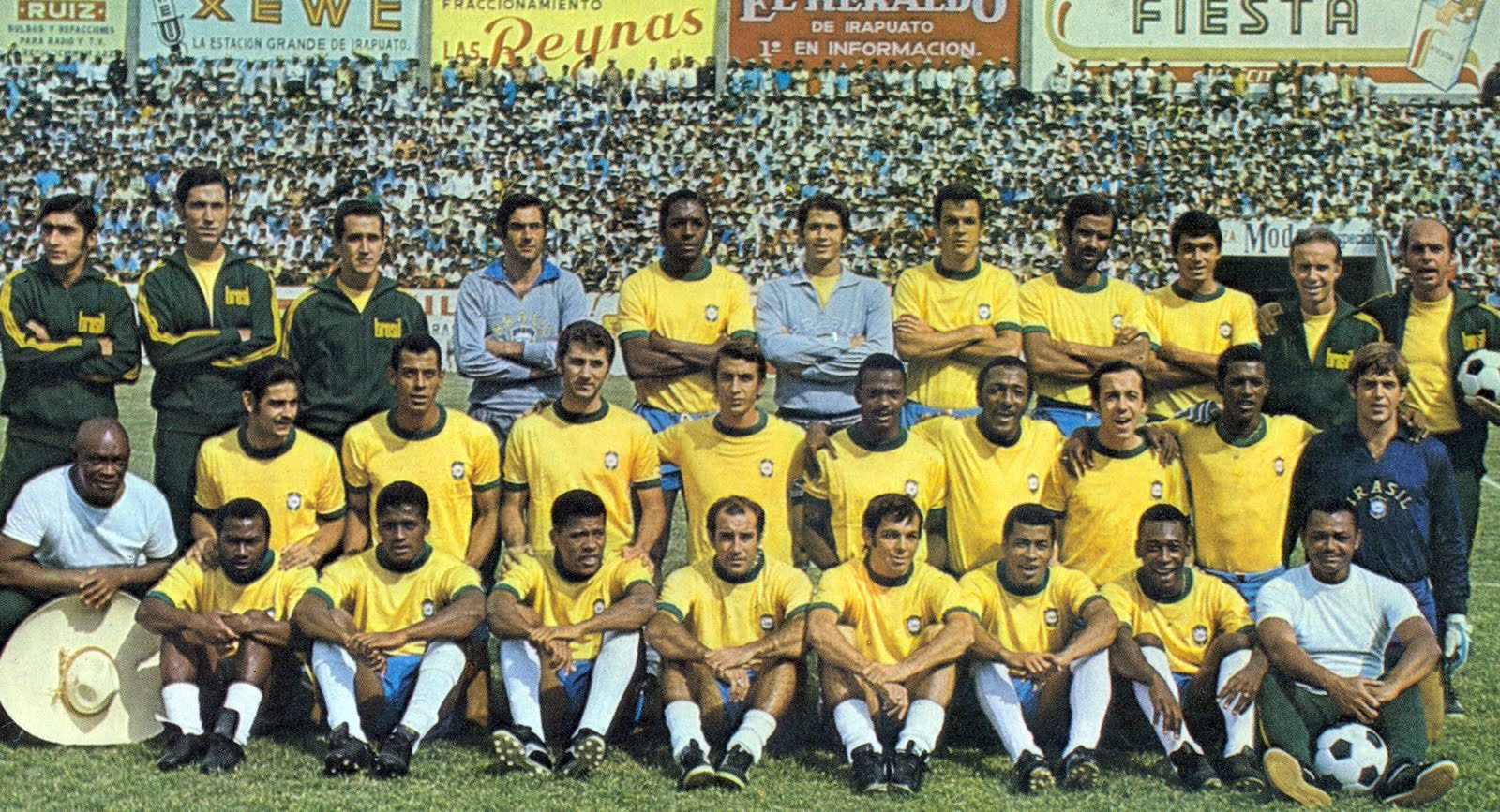 history of world cups brasil trice 227 o do mundo 1970