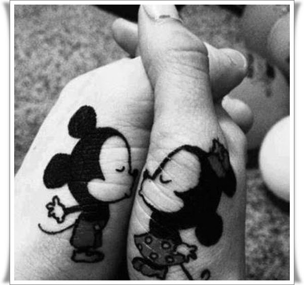 Married couple tattoo ideas for Married couple tattoos
