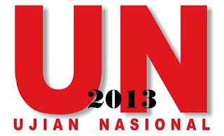 ujian nasional sma 2013