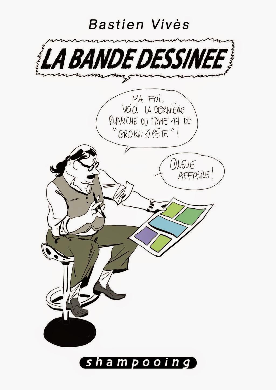 Bastien Vivès - La Bande Dessinee