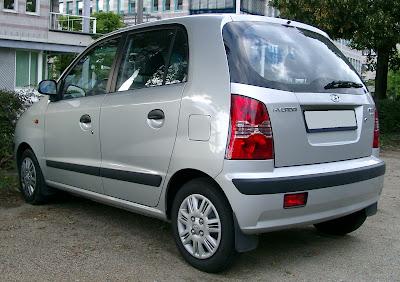 Hyundai Atos Prime - količina ulja u motoru i tip ulja