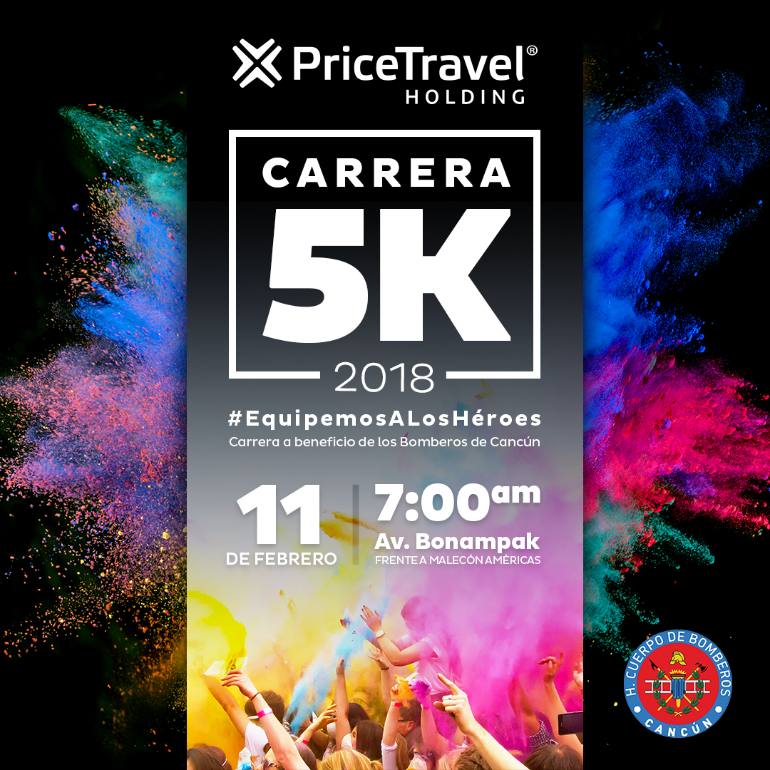 Carrera Price travel 2018