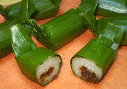 jenis makanan dari ketan ini adalah salah satu makanan tradisional ...