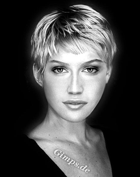 Medium Hairstyles,Medium Hair styles,Medium Hairstyles: Trendy Blonde ...