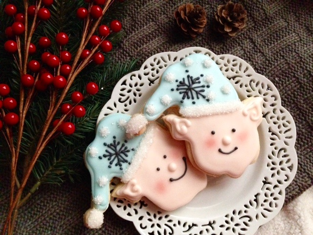 Enchanting Elf Cookies