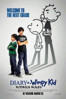 Ver: El diario de Greg 2: La Ley de Rodrick (Diary of a Wimpy Kid 2: Rodrick Rules) 2011