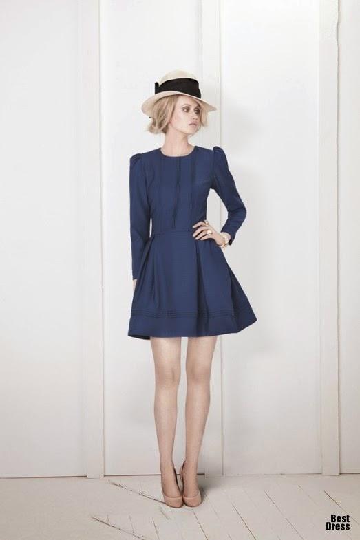 Vestidos de mujer | Vestidos cortos de Moda 2015