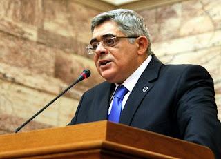 Ομιλία Ν.Γ. Μιχαλολιάκου στην Κοινοβουλευτική Ομάδα της Χρυσής Αυγής