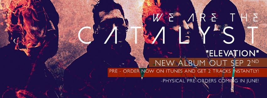 We Are The Catalyst - Alternative Metal from Sweden