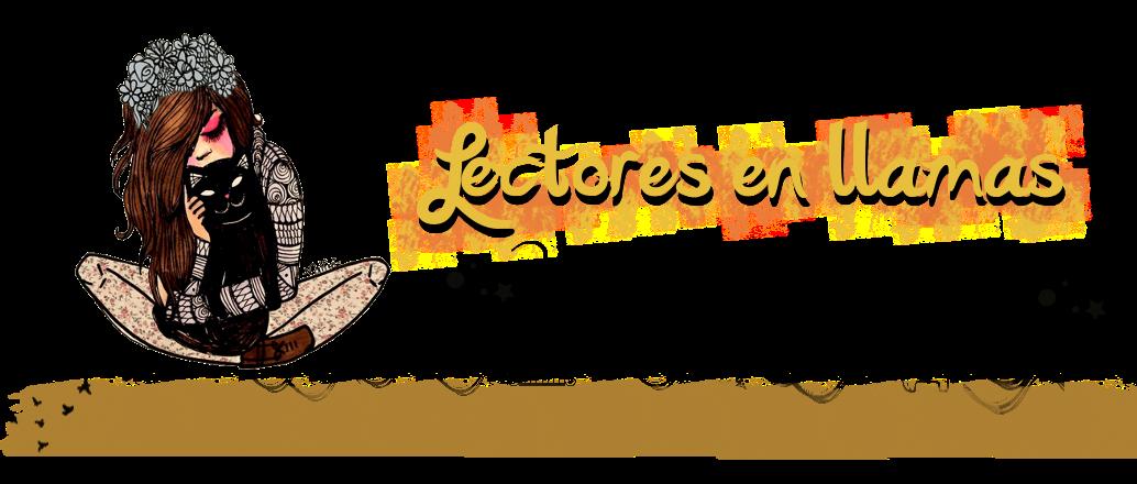 Lectores en llamas