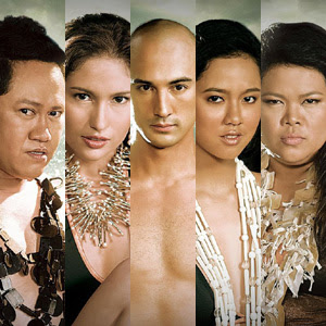Bulan Tribe of Survivor Philippines Celebrity Doubles
