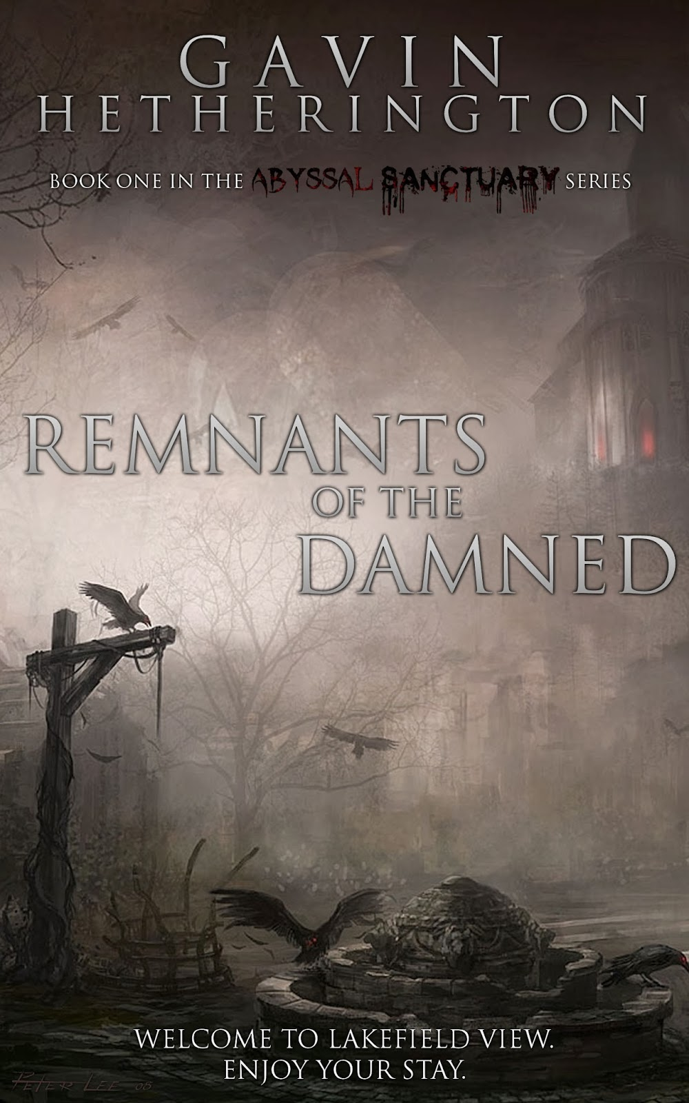 Remnants of the Damned cover