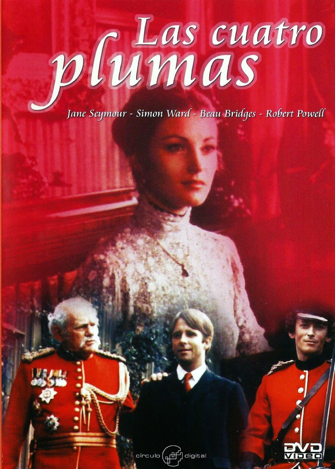 Las Cuatro Plumas (1977)