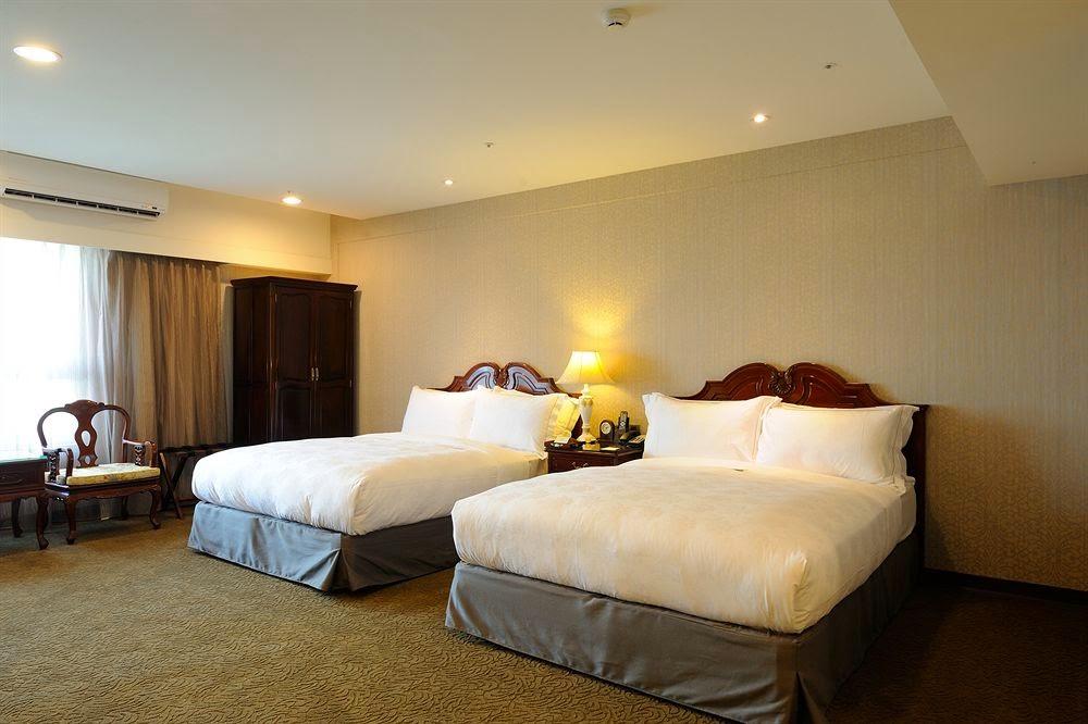 皇家季節酒店 (台中館) (Royal Seasons Hotel Taichung Zhongkang)