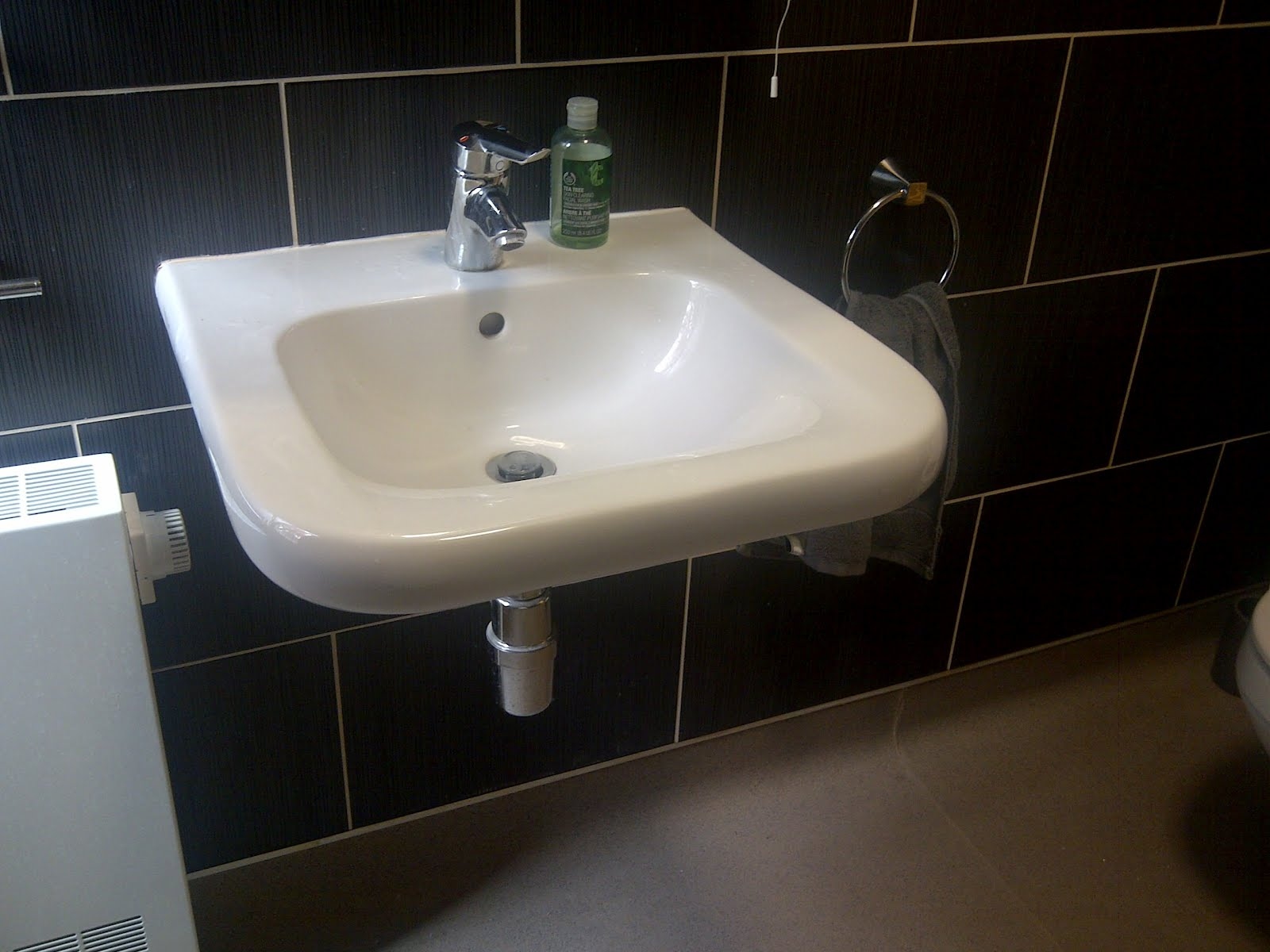 Larissa Tonkin Occupational Therapy: Wheelchair Accessible Sink