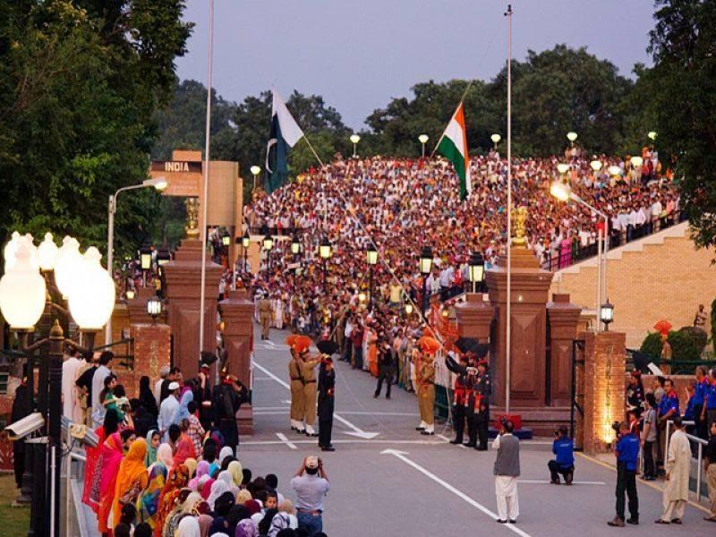 Fronteira entre Paquistão e Índia