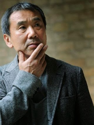 Haruki Murakami : still waiting <br>for his own turn.