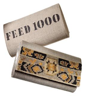 "Judith Leiber's ""Feed 1000"" Clutch"