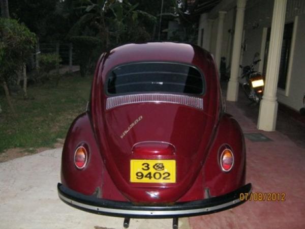 volkswagen beetle  car sale  sri lanka