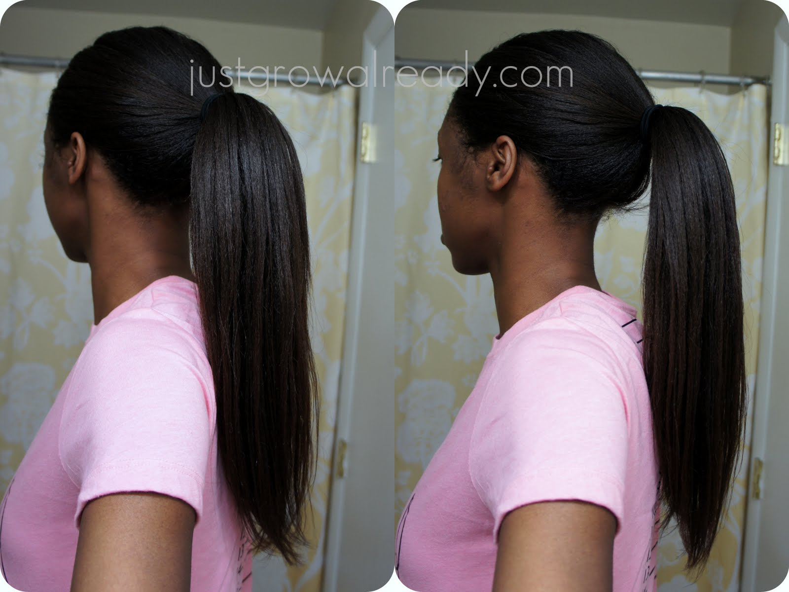 how to go natural after a relaxer