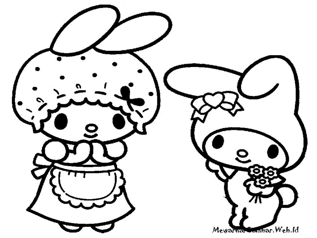 hd wallpapers hello kitty coloring pages sanrio