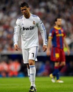 Mourinho punishes Cristiano