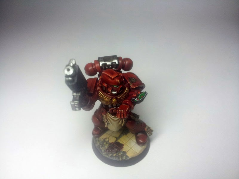 BLOOD ANGELS - WARHAMMER 40000 1-2