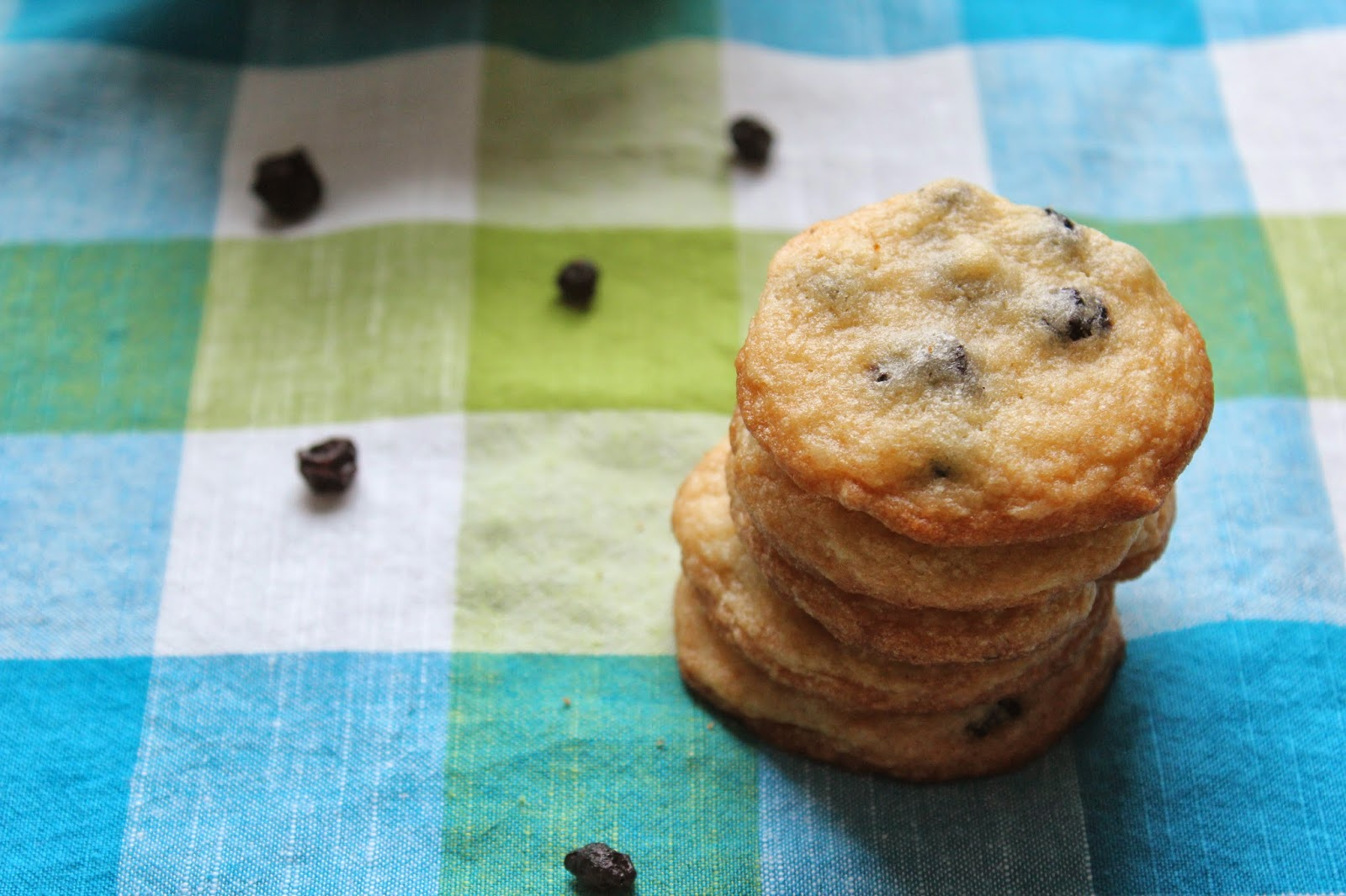 Momofuku Milk Bar blueberry and cream cookies
