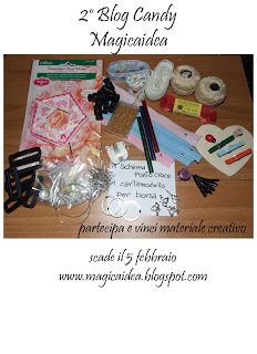 blog candy magica idea