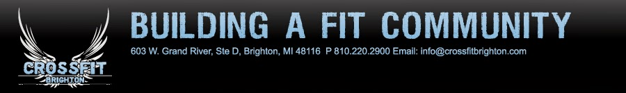 CrossFit Brighton | Michigan: Elite Fitness & Trainings