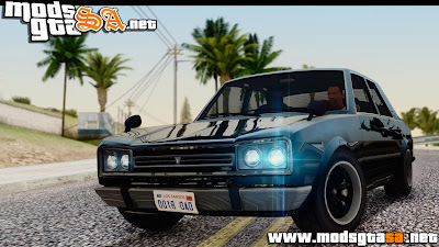 SA - Vulcar Warrener do GTA V