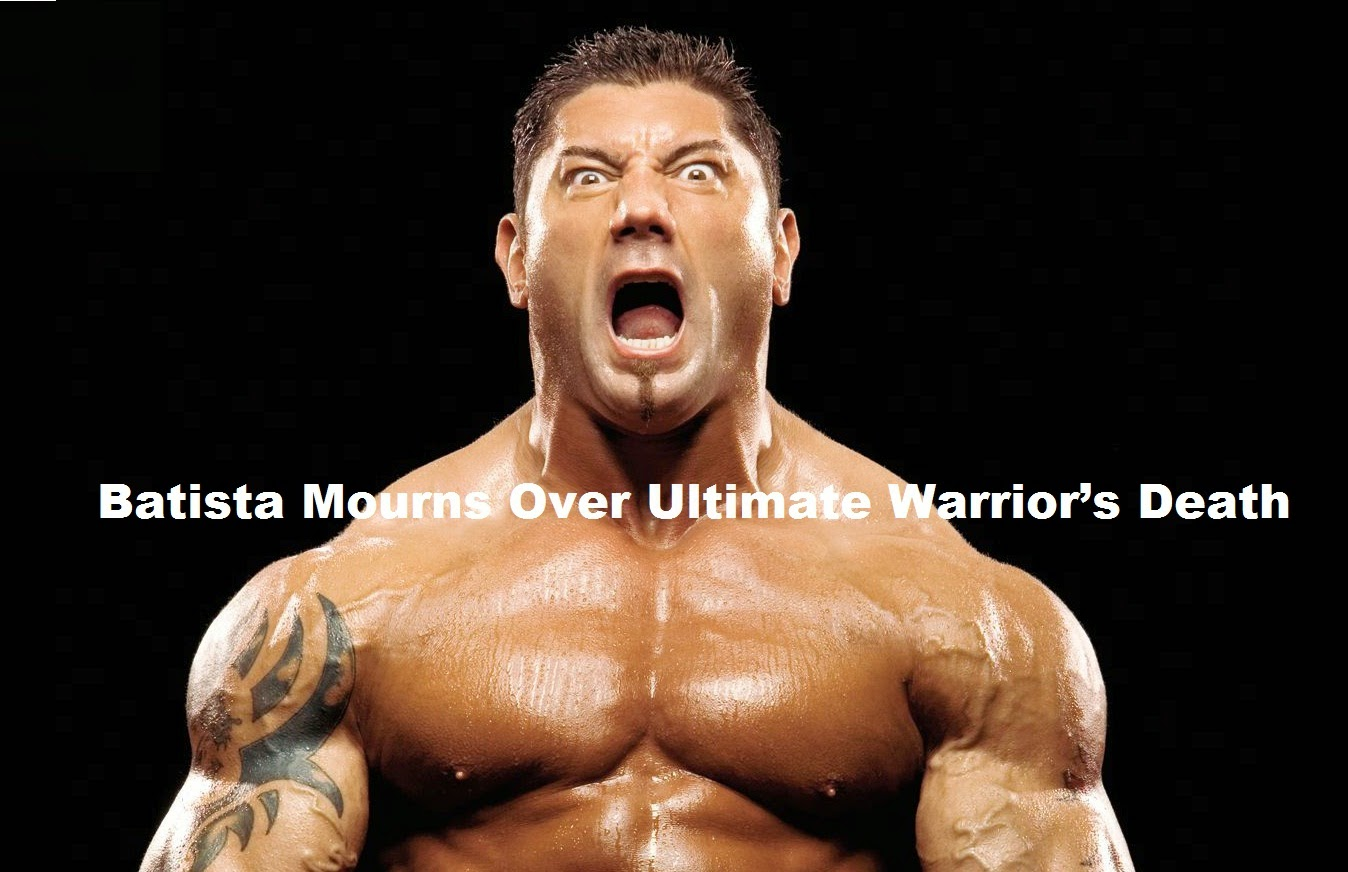 Batista Mourns Over Ultimate Warrior's Death