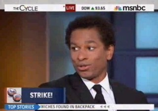 Video: S.E. Cupp destroys MSNBC's punk-ass Touré after he accused ...