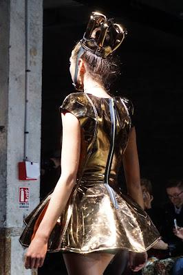 Pokaz mody, Lille, Francja, projektant: House of vice