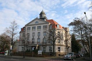 ehemaliges Rathaus Paunsdorf