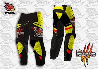 Jual Celana Panjang Sepeda Keren RMA Satu Set Sample 29
